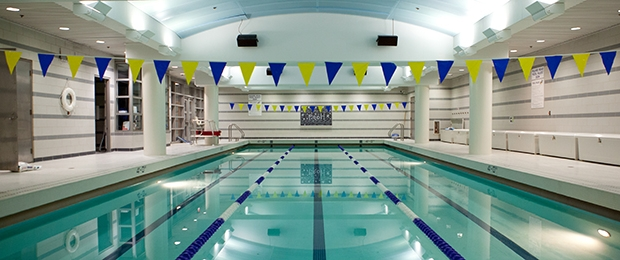 Campus recreation the george washington university for Columbia university swimming pool