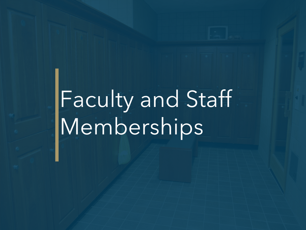 faculty/staff membership icon